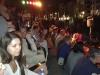 Občinstvo na koncertu Glasba in protest v različnih delih sveta
