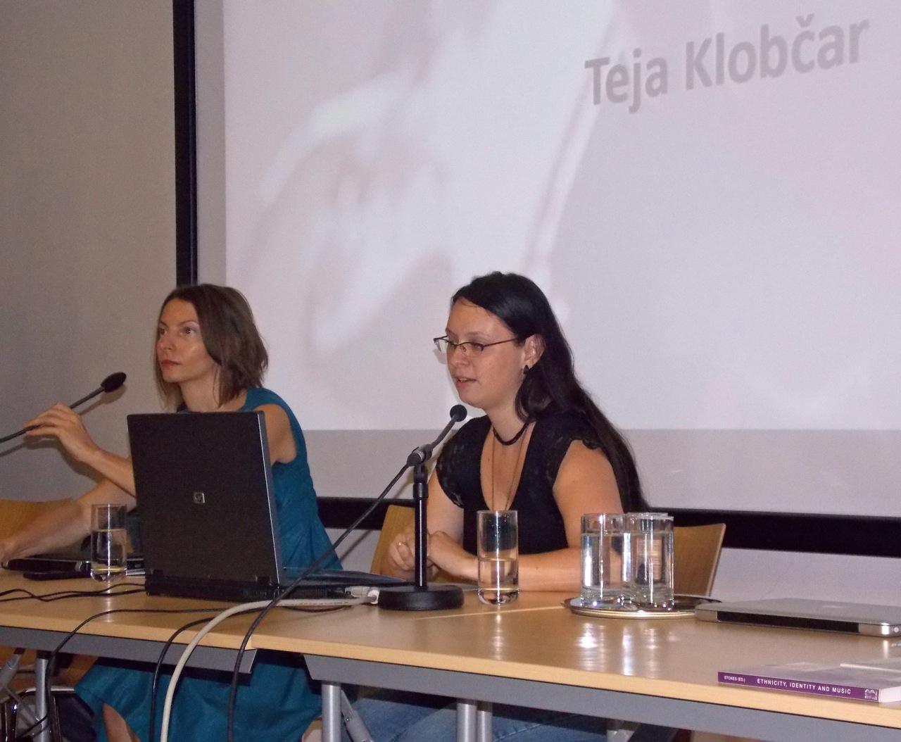 Teja Klobčar