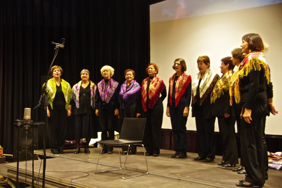 Ženska vokalna skupina Cintare