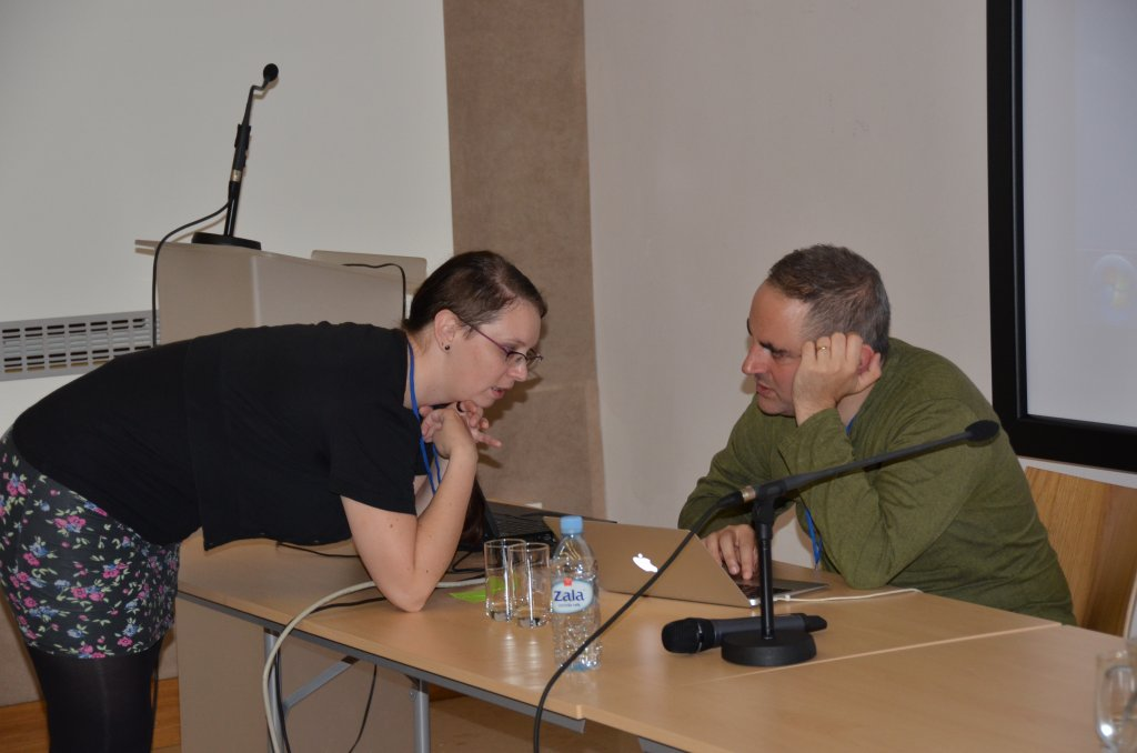 Teja Klobčar & Carlos Yoder