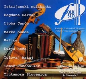 Sodobna ljudska glasba na Slovenskem I