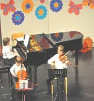 Klavirski Trio Drofenik