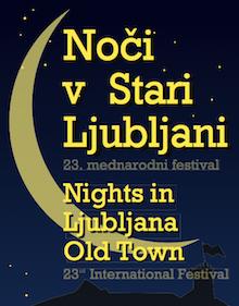Mednarodni festival Noči v Stari Ljubljani