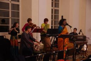 """Koncert """"Šrilanka v pesmi in besedi"""" (2014)"""
