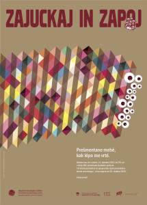 """Koncert v ciklu """"Zajuckaj in zapoj"""" (2013)"""