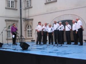 Koncert na 45. Mednarodnem folklornem festivalu v Zagrebu (2011)